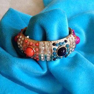 FRANCESCA - Multi-Stone Bead Bracelet